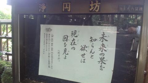 西山本門寺41浄円坊