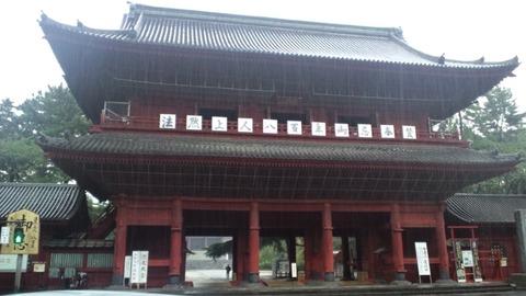 増上寺31三門