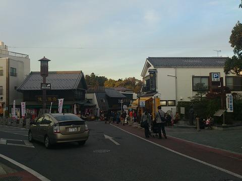 新勝寺商店街7