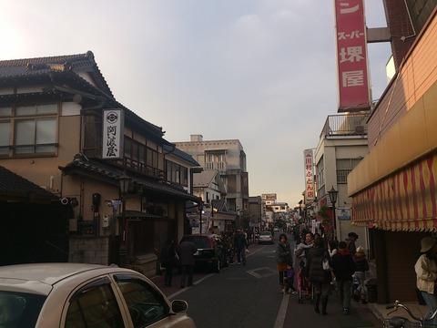 新勝寺商店街5