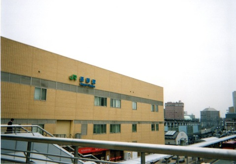 長野駅32