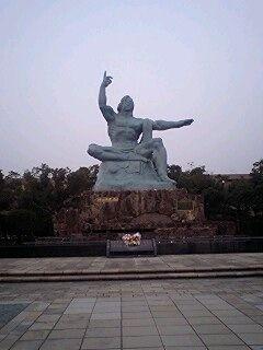 長崎平和祈念像1