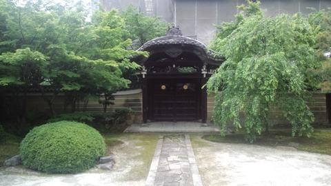 妙顕寺10勅使門