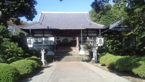 小泉久遠寺7客殿
