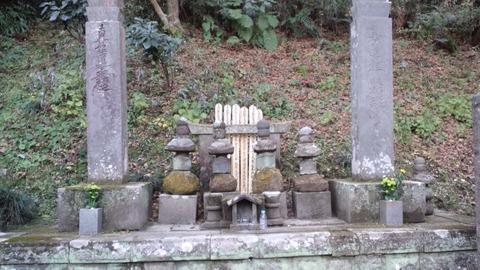 妙本寺16比企墓