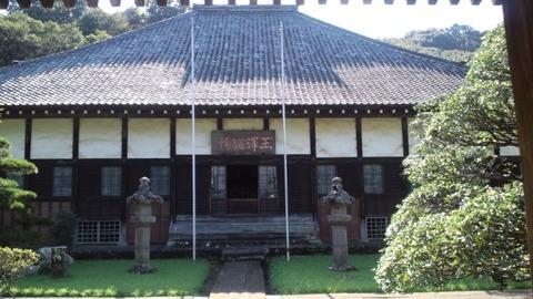 妙法華寺20本堂