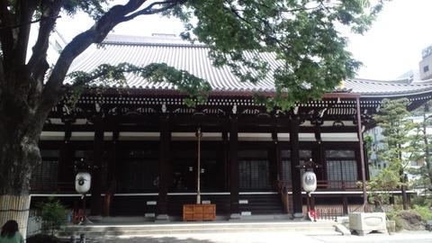 本能寺27本堂