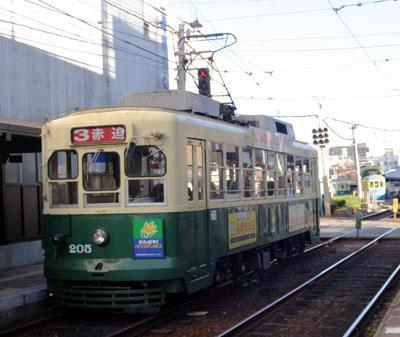 長崎市電6