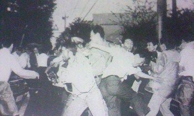 創価学園栄光祭暴力事件2