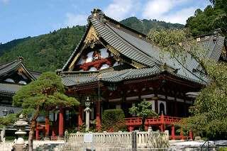 身延山久遠寺2