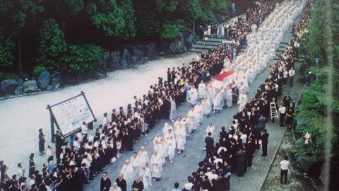 日達葬儀1