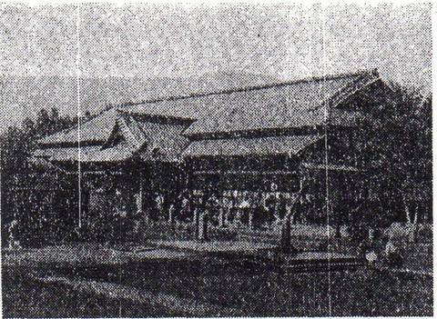 1948-1961大石寺客殿
