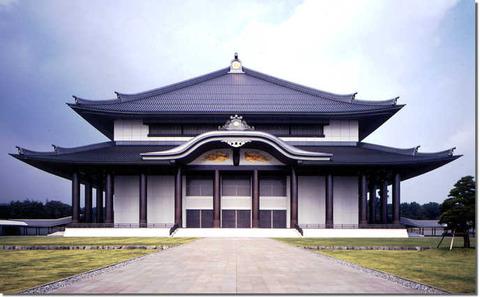 大石寺奉安堂4