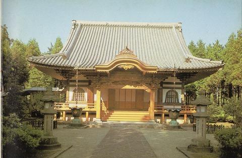 富士妙蓮寺14本堂