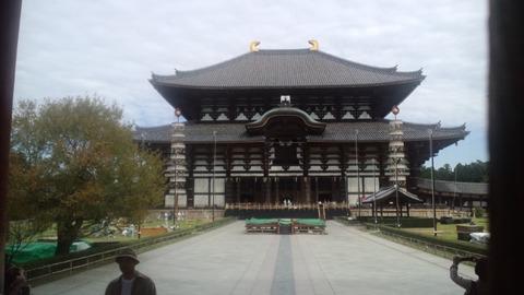 東大寺28大仏殿