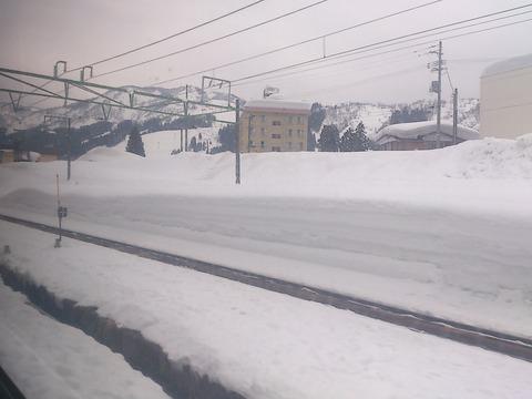 雪の北北線85