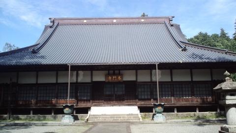 西山本門寺28客殿