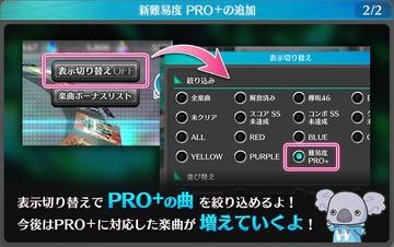 PRO plus info 2