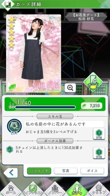 10 お花見 松田0