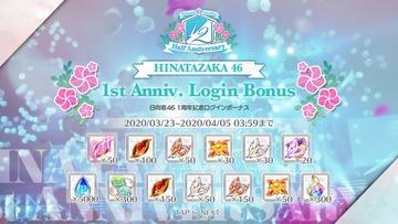 H46 1st Anniv LB