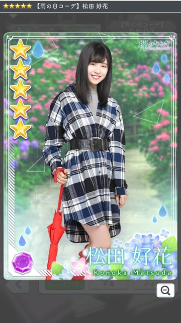 06 雨の日コーデ 松田1