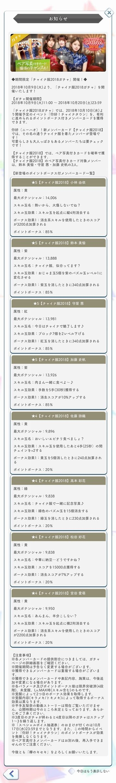 00 チャイナ服2018 ガチャ詳細