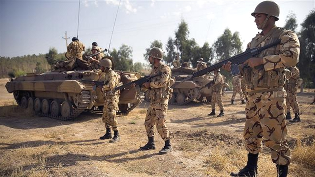 Iranian-Army