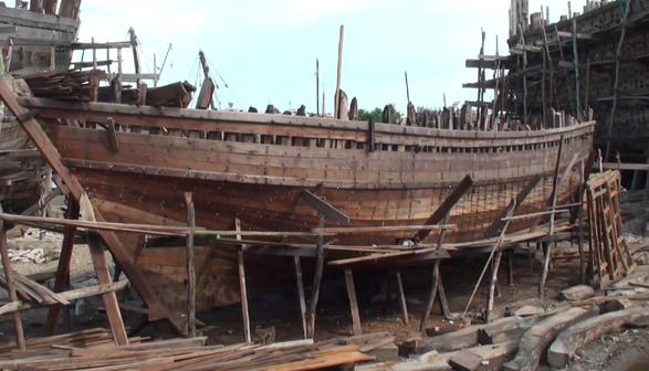 Hagoth's Shipyard