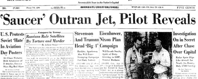 1952 UFO DC