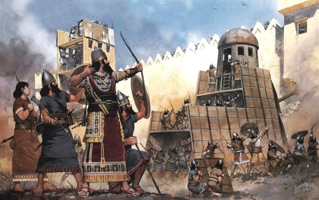 アッシリア 王国
