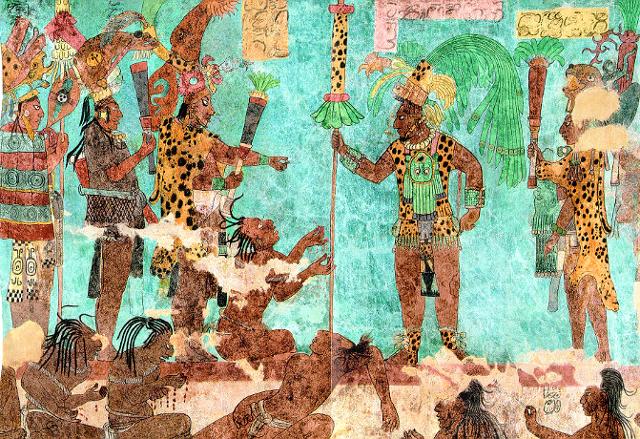 mayan-painting