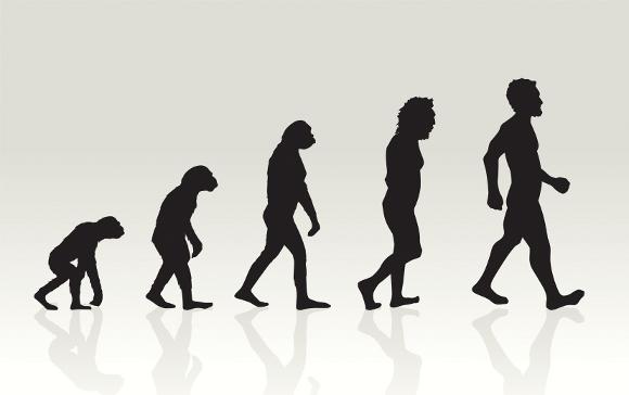 Evolution-is-Pagan