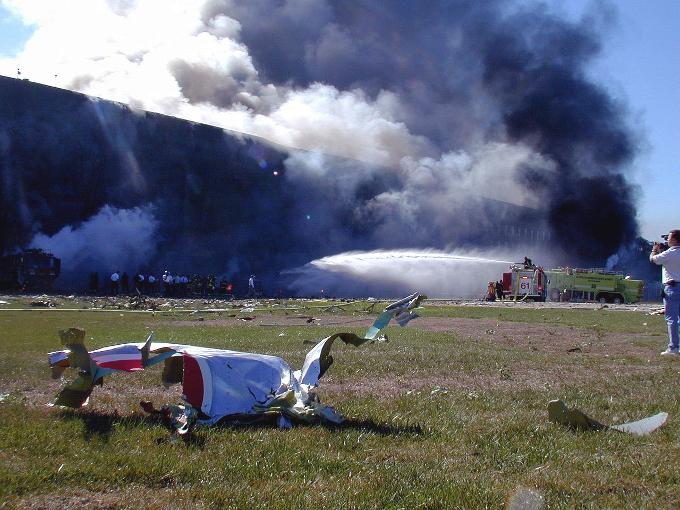 Flight_77_wreckage_at_Pentagon