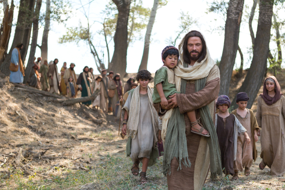pictures-of-jesus-with-children