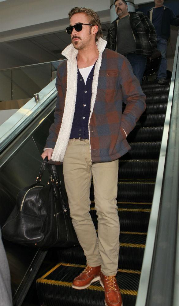 そのせいか彼のファッションは女性からも大人気なのです! 決め手はやはりブーツかと。
