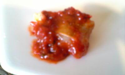 【生】たらばがにキムチ300g(タラバガニ殻付)