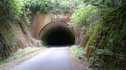 奈良のトンネル6「池谷トンネル...