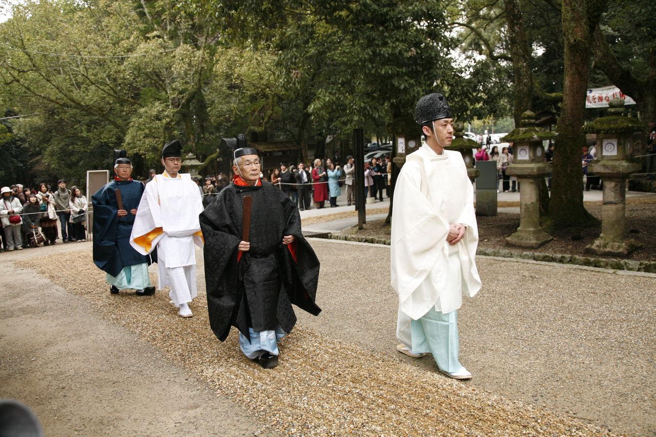 コラム42「春日祭と勅使」 : Magical Mystery Nara Tour