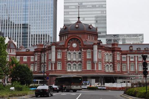 東京駅ー1