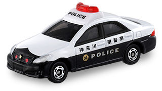トミカショップオリジナル  トヨタ クラウン パトロールカー
