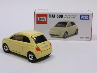 FIAT���� �ե����å�500 �Х˥饤���?Ver.