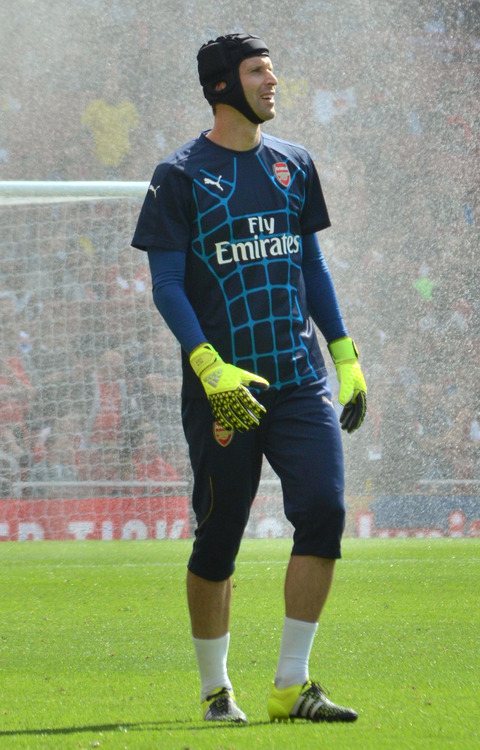 Cech_-_2015_Emirates_Cup