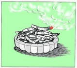 そのたばこを手離して自由になろう!