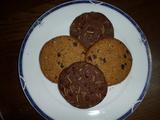 袋から出したクッキー