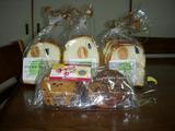 食パンとクッキー
