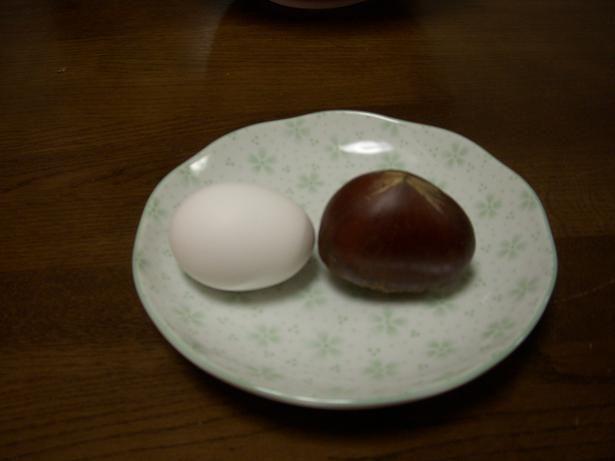 卵より大きい