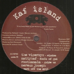 kaf island