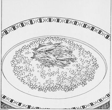 蟹カレー1