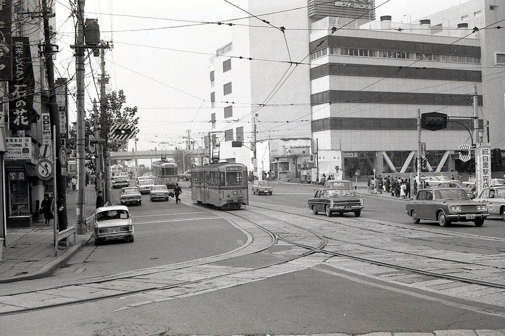 目黒駅前1967-12