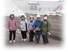 竹田ダム散策 湖底の様子3